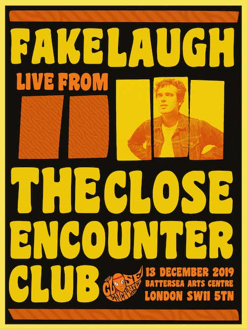 Fake Laugh poster